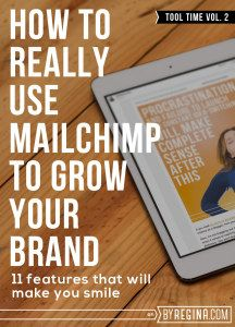 How to Use MailChimp to Grow Your Brand