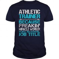Awesome Tee For Athletic Trainer - #hoodies #free t shirt. MORE INFO => https://www.sunfrog.com/LifeStyle/Awesome-Tee-For-Athletic-Trainer-114744578-Navy-Blue-Guys.html?60505