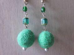 Alpaca Earrings (Sold Per Pair) WEP-B10 - Well Criated