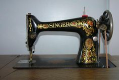 and Me Designs: The Biography Of Isaac Singer - Singer Sewing Machines