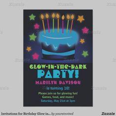 21+ Best Picture of Glow In The Dark Birthday Cake Glow In The Dark Birthday Cake Wonderful Glow In The Dark Birthday Cake Colorfulbirthdaycakesga  #DiyBirthdayCake Glow Stick Wedding, Glow Stick Party, Glow Sticks, Neon Birthday, 13th Birthday Parties, 16th Birthday, Birthday Ideas, Girl Birthday, Teenager Birthday