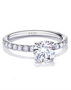 .so pretty...usually i'm a fan of a solitare...but since this is a solitare w/ a dimond band....i love it :)