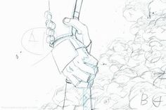 Pencil tests from the last episode of Legend of Korra - Buscar con Google