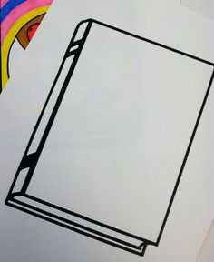book template for all school bulletin board
