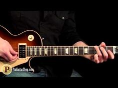 Guns N' Roses Paradise City Guitar Lesson - YouTube