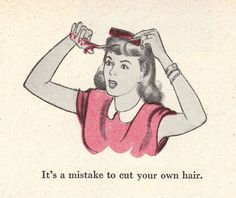 Put down the scissors and call us! (208) 938-6333 or (208) 377-3300