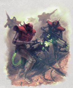 HQ of batt. Eldar 40k, Dark Eldar, Warhammer 40k Necrons, Warhammer Fantasy, Necron Army, Tyranids, The Grim, Bioshock, Les Oeuvres