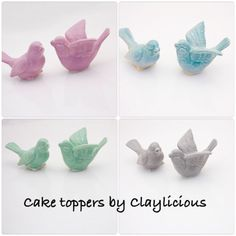 Hey, I found this really awesome Etsy listing at https://www.etsy.com/listing/70035309/bird-cake-toppers-wedding-cake-toppers