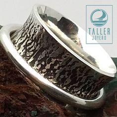 Anillo Spenner o giratorio A0-203 #joyeriadeautor - Taller Joyero confección y diseño de joyas, Joyería online.