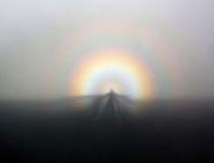 Haunted Mountains - Trekking With a Thrill - Brocken spectre