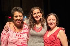 Rochelle Fritsch, Alexandra Rosas, Jennifer Gaskell I have felt the need to write about how the above three women help bring Listen To Your Mother Milwaukee to life. Our lives present an amazing journey of how we were brought together through the internet, and of how we have grown because of our work in being the production team for LTYM Milwaukee.  After I was part of the LTYM Madison show in 2011, I promised myself I would apply to bring this show to Milwaukee. I remember the feeling of…