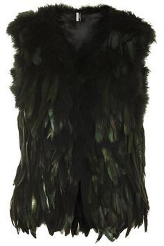 Feather Gilet