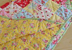Heart Handmade UK: Patchwork and Crochet Quilting Inspiration   Helen Phillips Blog