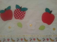 Aplicação maçãs