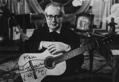 The greatest classical guitarists of all time: Andrés Segovia (1893–1987)