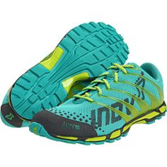 Still working on your technique? No one will notice when you have these bright kicks on!    inov-8 F-Lite™ 195