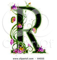 309 best alphabet letters clip art images on pinterest decorated