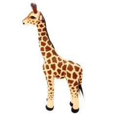 Baby Giraffe Plush Soft Toy #CLICK! #clothing, #shoes, #jewelry, #women, #men, #hats