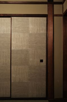 l Japanese Modern, Japanese House, House Design, Doors, Architecture, Wardrobes, Simple, Building, Interior