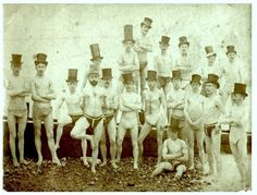 Brighton Swimming Club. | The 16 Most Delightfully British Photos Of All Time