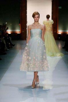 Georges Hobeika Haute Couture весна-лето 2014
