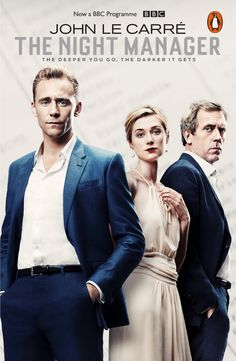 The Night Manager- I liked this series its really good. Had two of my favorite actors in it, Tom and Hugh!