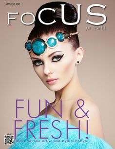 Focus of SWFL Fun & Fresh  Fashion, food, features with all the latest in beauty and home. It's all about your vibrant lifestyle and sharing the essence of our beautiful world around us. So kick back and take in this packed issue, filled with details you're sure to share with family & friends.