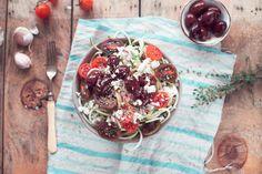 Recetas para hacer espaguetis de verduras (los hidratos de carbono más sanos) © Cortesía de Borja Zausen/Cumichili.com