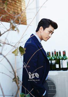 Taecyeon - ize Magazine December Issue '13