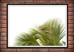 Palmbladeren | ► Botanisch | Postersinhuis.nl