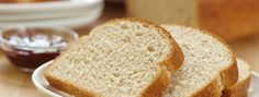 Whole Wheat Bread | If you've never baked from scratch, this tender and nutty recipe is a terrific place to start. It's great for sandwiches or enjoyed fresh from the oven.