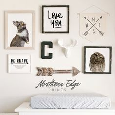 From nursery room decor, to living room photo galleries, Norther Edge has high quality printable prints for all your DIY home decor ideas. These do it yourself art galleries, bring life to your walls in an affordable, low cost manor. Looking for minimal baby animal print, inspirational quote or verse, rustic forest print? We have the art to get your home decor projects & wall collages underway. Children, baby, boy, girl, children's, bedroom, room, baby room, children's print, blue, pink