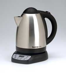 Bonavita 1.7L Variable Temperature Kettle - Programmable kettle for achieving the proper temperature of water for coffee (or tea) - $99