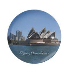 Sydney Opera House, Melamine Plate Collection