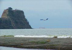 Landing in Esmeraldas Ecuador