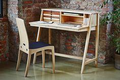 Secreter / Tocador de madera BELLE Colección SIXtematic by sixay furniture | diseño Szikszai László