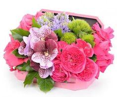 Lovebox - Arrangements - Los Angeles Florist tic-tock Couture Florals | Voted Best Florist in Los Angeles
