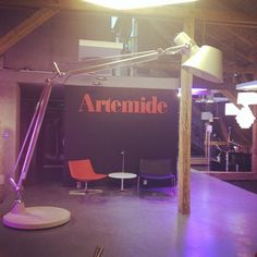 #artmide #artemideshowroom #lights #tolomeo #tolomeoxxl #lightborn #prague #holesovice