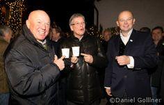 Franz Klammer 60 igster Geburtstag im Pulverer - Glühwein zum Aufwärmen #fk60