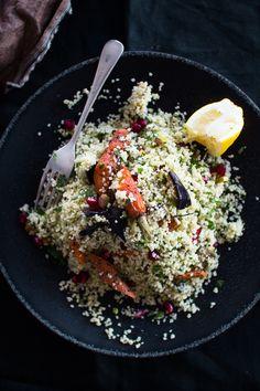 Winter Tabbouleh | Flourishing Foodie