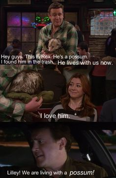 Marshall. How I met your mother #himym