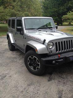 2015 JK Rubicon Unlimited Hard Rock Edition - Jeep Wrangler Forum