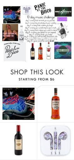 """""""Dont Threaten Me With A Good TIme"""" by elizz-denne on Polyvore featuring Kikkerland"""