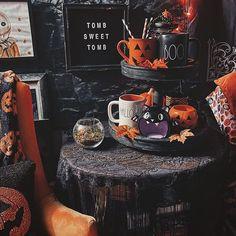 Felt Creative Home Goods®❦Brit (@feltcreativehome) • Instagram photos and videos Halloween Displays, V60 Coffee, Creative Home, Home Goods, Felt, Photo And Video, Videos, Photos, Instagram