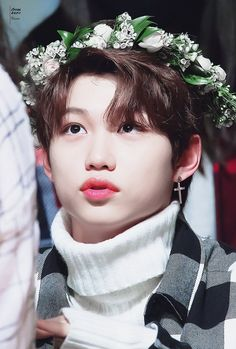 THIS IS SO PRETTY WTF- #felix #straykids #jyp