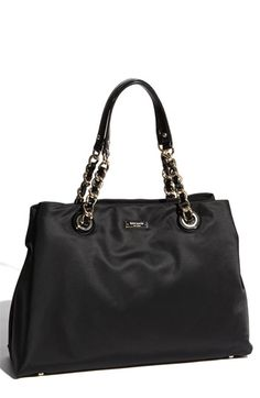 """kate spade new york, """"maryanne"""" bag. I *may* or may not just have ordered this bag. Here's to hoping my husband doesn't kill me!"""