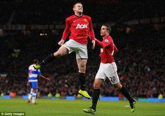 Manchester United | Manchester United 1 Reading 0: Rooney grabs winner against managerless ...