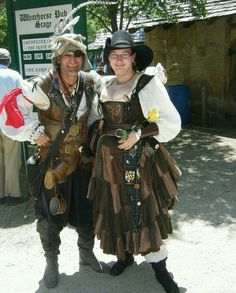 Scarborough Fair Waxahachie Texas pirate costume