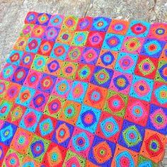 Amanda's Crochet Blanket Adventures