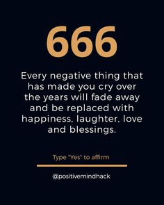 Angel Number 666, 555 Angel Numbers, Angel Number Meanings, Spiritual Awakening, Spiritual Meditation, Daily Positive Affirmations, Quote Aesthetic, Love Words, How To Get Money